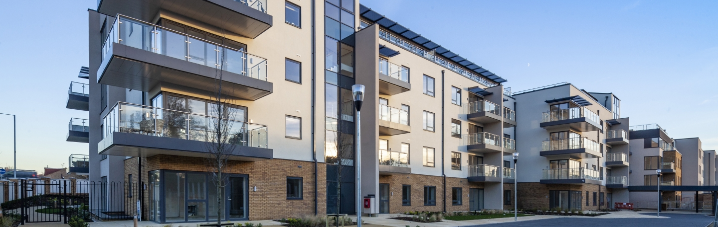Independent lifestyle apartments for the over 55s