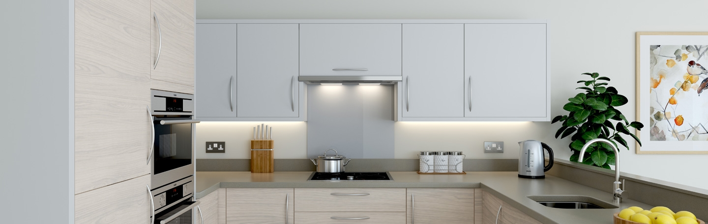 Kitchens designed for your space