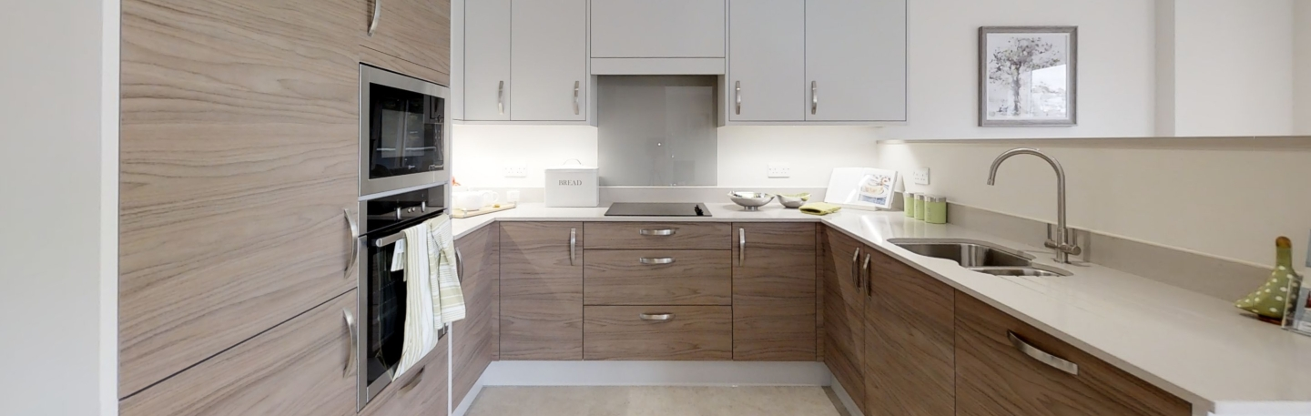 A choice of kitchen designs