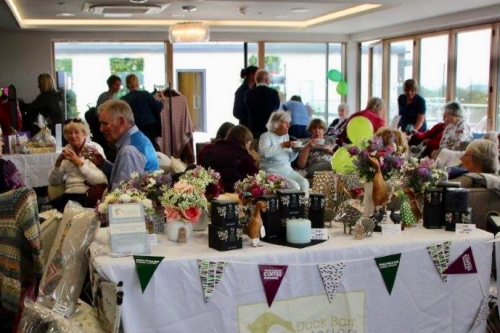 Macmillan Coffee Morning - as a Community we raised £625!